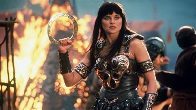 Xena: Warrior Princess: The Talisman of Fate - Fanart - Background