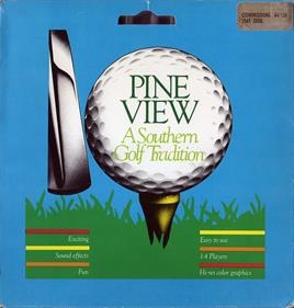 Play Golf: Pineview Southern Golf Tradition