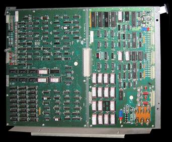 Mystic Marathon - Arcade - Circuit Board