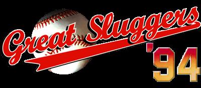 Great Sluggers '94 - Clear Logo