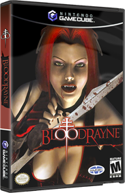 BloodRayne - Box - 3D