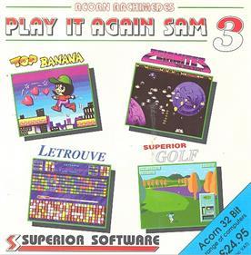 Play it Again Sam 3