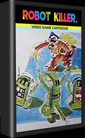 Robot Killer - Cart - 3D