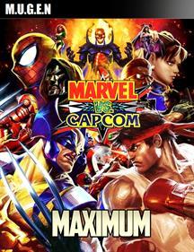 Marvel vs. Capcom: Maximum