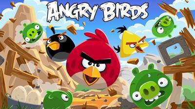 Angry Birds Trilogy - Fanart - Background