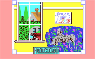 Hampstead - Screenshot - Game Title
