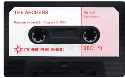 The Archers - Cart - Back