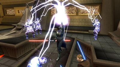 Star Wars: Knights of the Old Republic II: The Sith Lords - Screenshot - Gameplay
