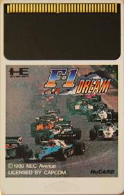 F-1 Dream - Cart - Front