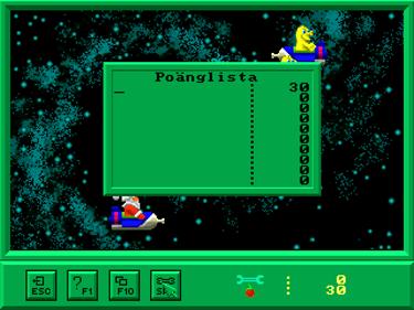 1993 - Screenshot - High Scores