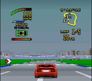 Top Gear 2 - Screenshot - Gameplay