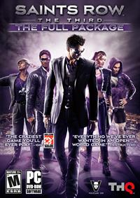 Saints Row: The Third: The Full Package