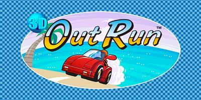 3D Out Run - Screenshot - Game Title