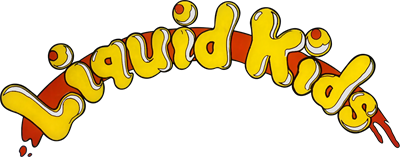 Liquid Kids - Clear Logo