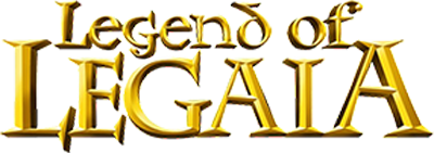 Legend of Legaia - Clear Logo
