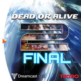 Dead or Alive 2: Final - Box - Front