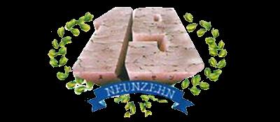 19: Neunzehn - Clear Logo