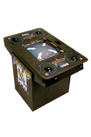 Atari Soccer - Arcade - Cabinet