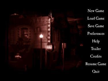 Bad Mojo - Screenshot - Game Title