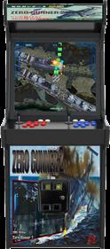 Zero Gunner 2 - Arcade - Cabinet
