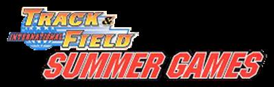 International Track & Field 2000 - Clear Logo