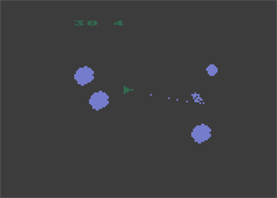 Asteroids - Screenshot - Gameplay