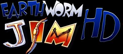 Earthworm Jim HD - Clear Logo