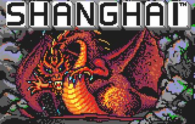 Shanghai - Screenshot - Game Title