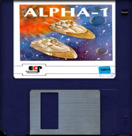 Alpha-1 - Fanart - Disc