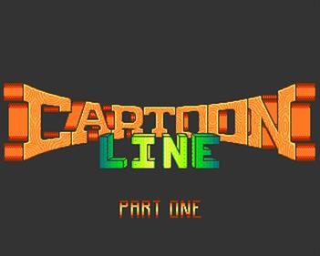 Cartoon Line: Part One - Screenshot - Game Title