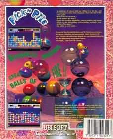 Pick 'n Pile - Box - Back