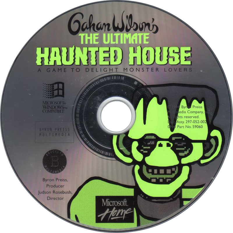 Gahan Wilson's The Ultimate Haunted House Details