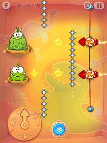 Cut the Rope: Time Travel - Screenshot - Gameplay