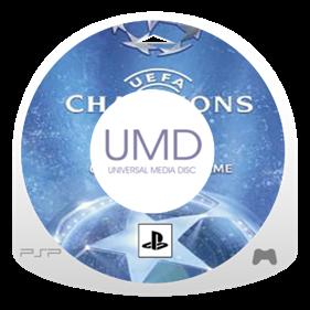 UEFA Champions League 2006-2007 - Fanart - Disc