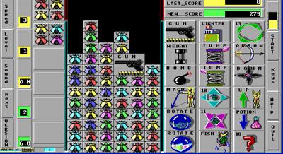 1993tris - Screenshot - Gameplay