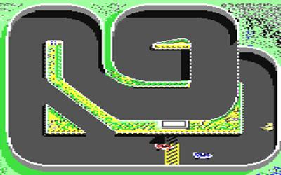 Super Sprint - Screenshot - Gameplay