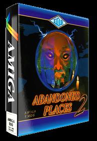 Abandoned Places 2 - Box - 3D