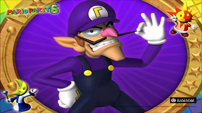 Mario Party 6 - Fanart - Background