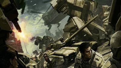 Front Mission 3 - Fanart - Background