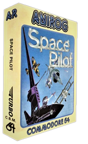 Space Pilot - Box - 3D