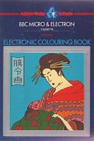 Electronic Colouring Book