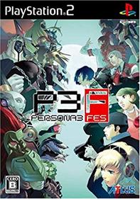 Shin Megami Tensei: Persona 3 FES - Box - Front
