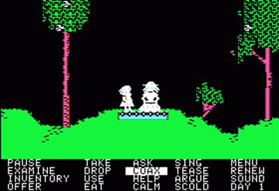 Alice in Wonderland - Screenshot - Gameplay