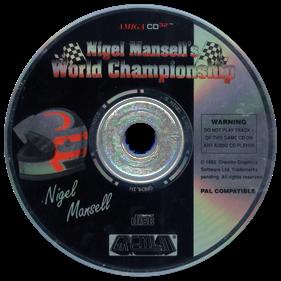 Nigel Mansell's World Championship - Disc