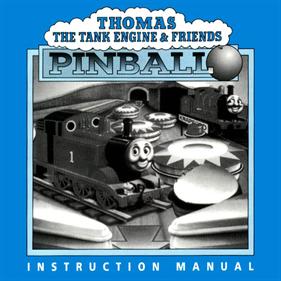 Thomas the Tank Engine & Friends Pinball - Box - Front