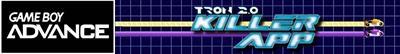 Tron 2.0: Killer App - Banner