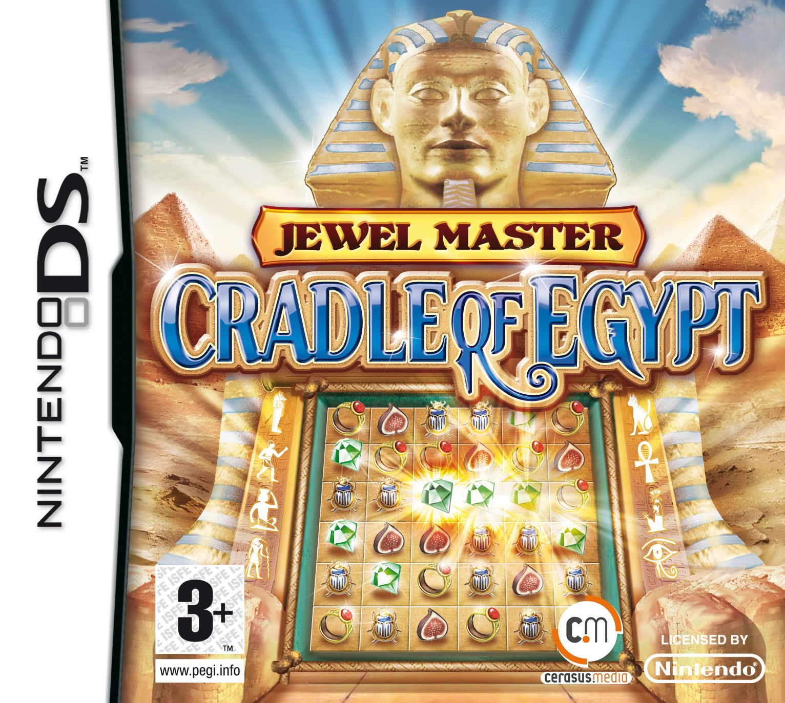 cradle of egypt da