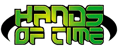Hands of Time - Clear Logo