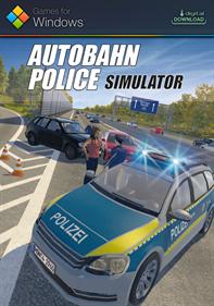 Autobahn Police Simulator - Fanart - Box - Front