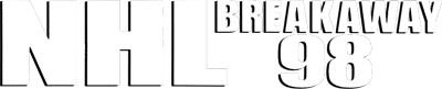 NHL Breakaway 98 - Clear Logo